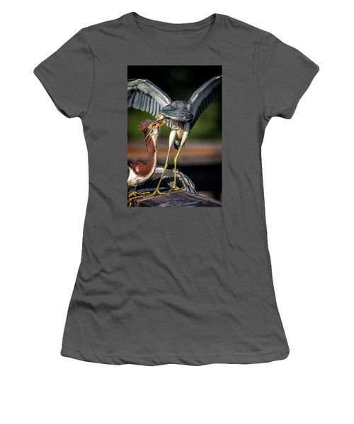 I Don't Want To Hear It Women's T-Shirt (Athletic Fit)