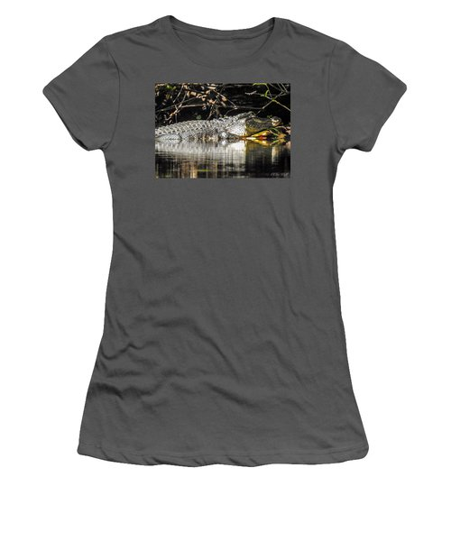 I Got It Made In The Shade Women's T-Shirt (Athletic Fit)