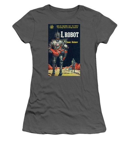 I, Robot Women's T-Shirt (Athletic Fit)