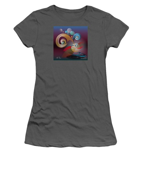 Illusion Of Joy Women's T-Shirt (Athletic Fit)