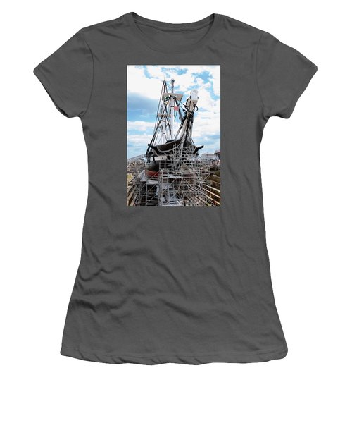In Dry Dock Women's T-Shirt (Athletic Fit)