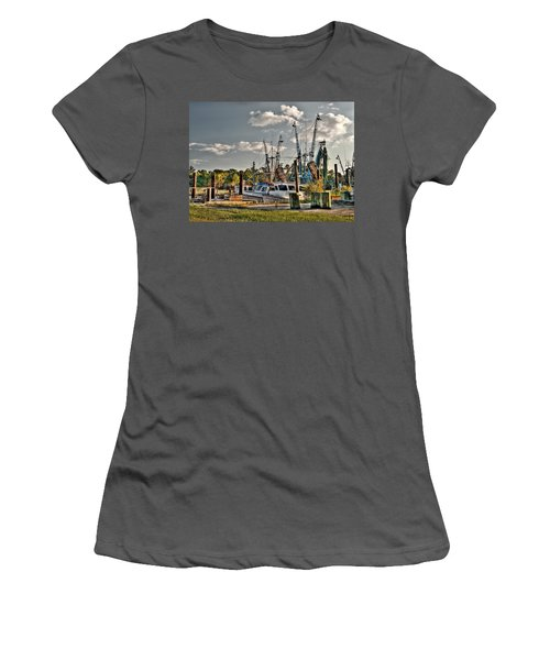 In For The Day Women's T-Shirt (Athletic Fit)