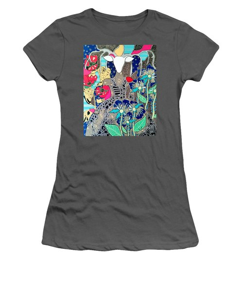 In Her Element Women's T-Shirt (Athletic Fit)
