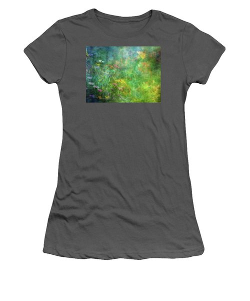 In The Garden 2296 Idp_2 Women's T-Shirt (Athletic Fit)