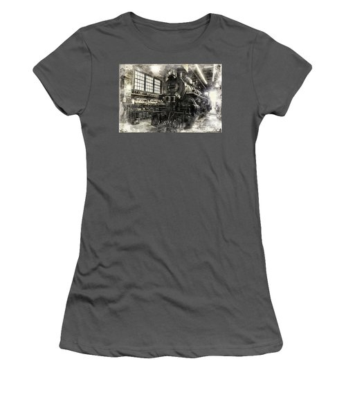 In The Roundhouse Women's T-Shirt (Athletic Fit)