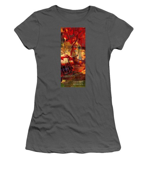 In Wisdom Valley Women's T-Shirt (Athletic Fit)