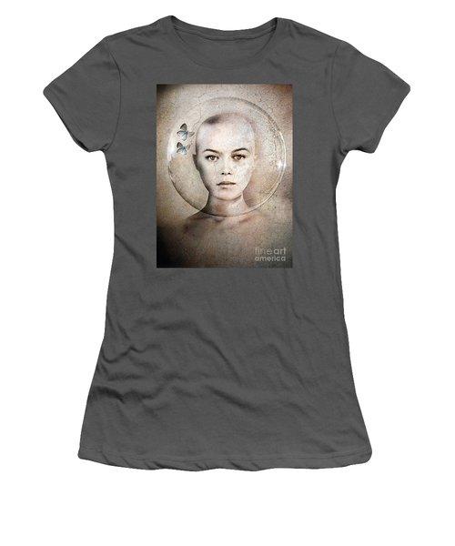 Inner World Women's T-Shirt (Athletic Fit)
