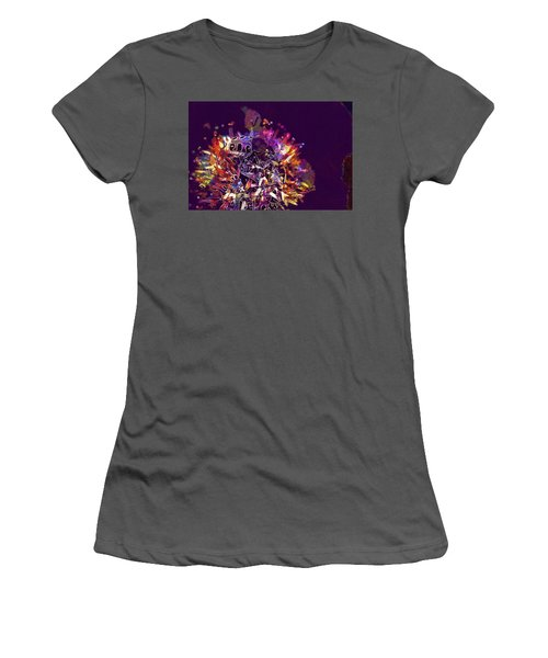 Women's T-Shirt (Athletic Fit) featuring the digital art Insect Bug Bee Beetle  by PixBreak Art