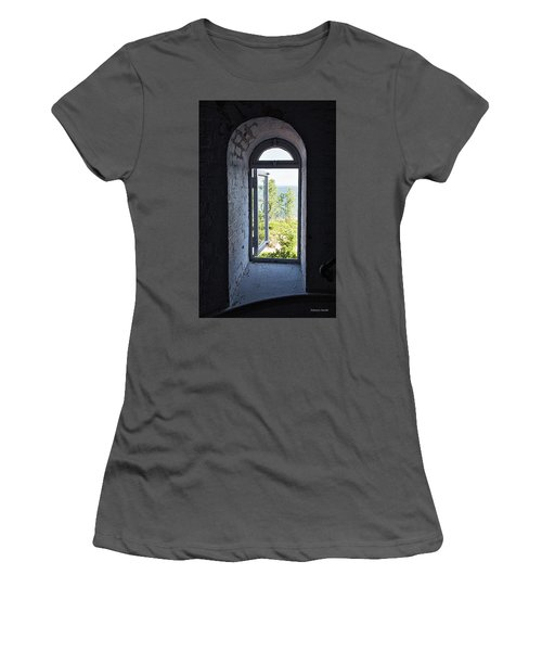 Inside The Lighthouse Women's T-Shirt (Athletic Fit)