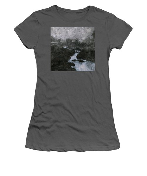 Into The Void 3 Women's T-Shirt (Athletic Fit)