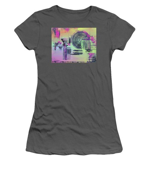 Introvert Women's T-Shirt (Junior Cut) by Melissa Goodrich