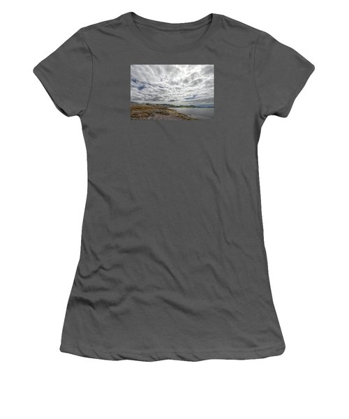 Irish Sky - Waterville, Ring Of Kerry Women's T-Shirt (Athletic Fit)