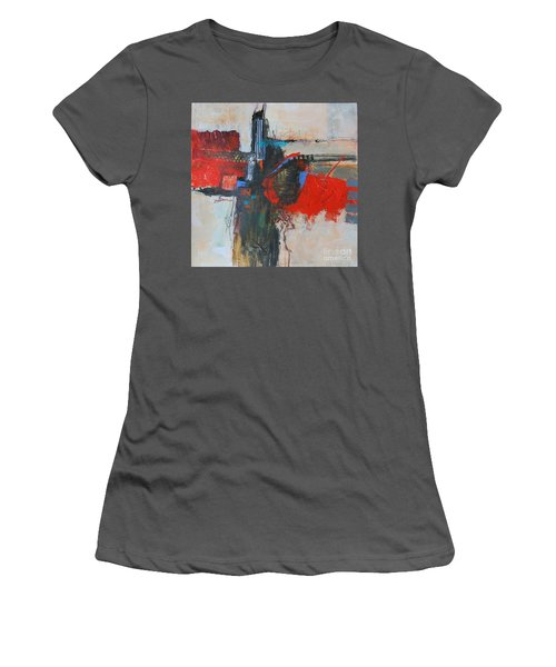 Is This The Way Out? Women's T-Shirt (Junior Cut) by Ron Stephens