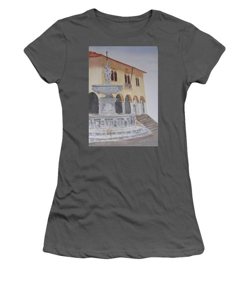 Italy, Vittorio Veneto Women's T-Shirt (Athletic Fit)