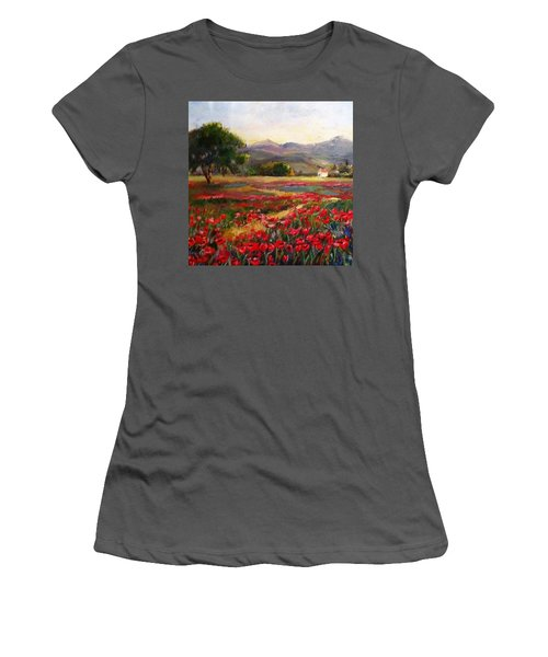 It's Worth A Try...i Need Your Votes! Women's T-Shirt (Athletic Fit)