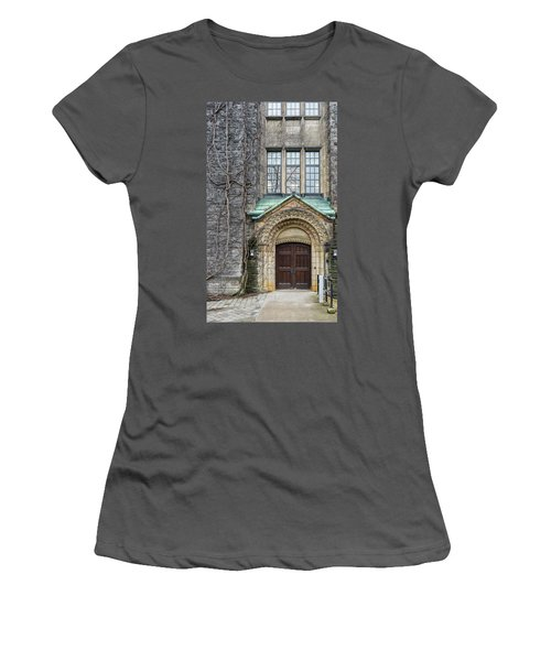 Ivy And The Door Women's T-Shirt (Athletic Fit)