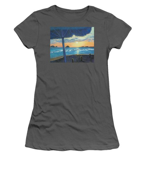 Ixtapa Women's T-Shirt (Junior Cut)
