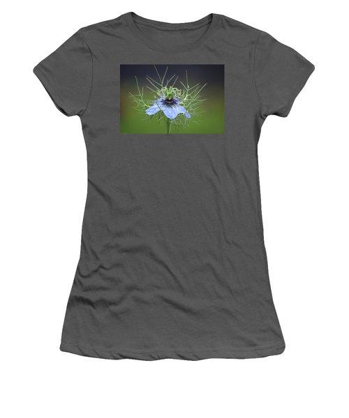 Jester's Hat Flower Women's T-Shirt (Athletic Fit)