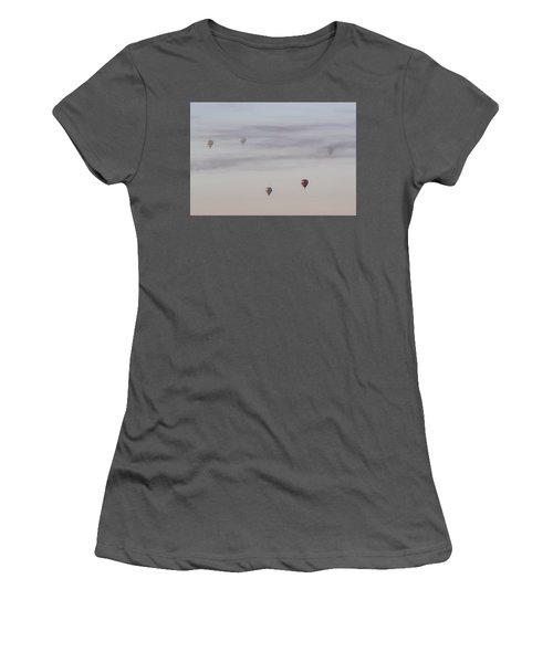 Jet Stream Women's T-Shirt (Athletic Fit)
