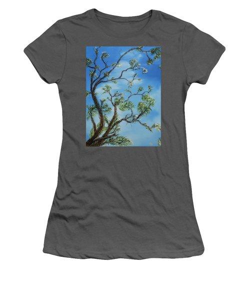 Jim's Tree Women's T-Shirt (Athletic Fit)
