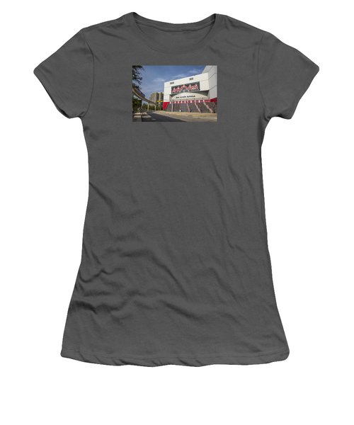 Joe Louis Arena Detroit  Women's T-Shirt (Athletic Fit)