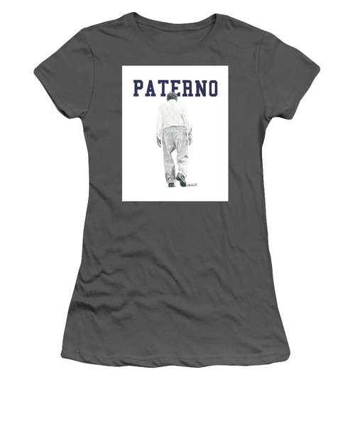 Joe Paterno Women's T-Shirt (Athletic Fit)