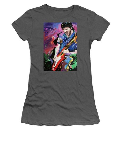 John Frusciante Women's T-Shirt (Athletic Fit)