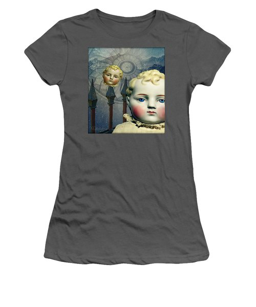 Just Like A Doll Women's T-Shirt (Athletic Fit)