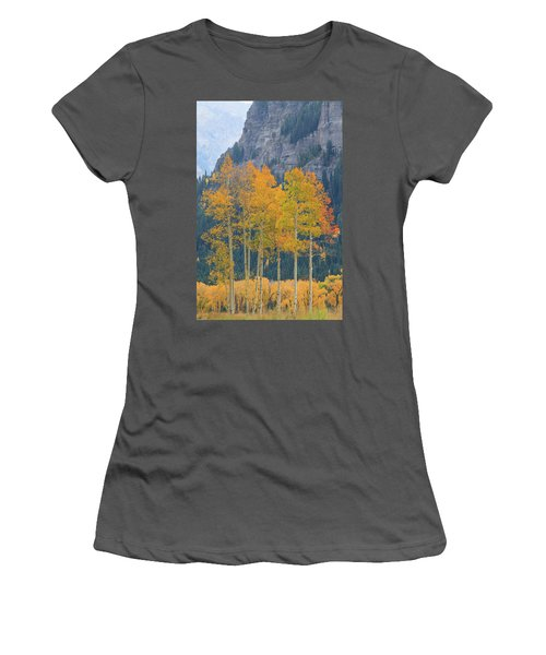 Women's T-Shirt (Junior Cut) featuring the photograph Just The Ten Of Us by David Chandler
