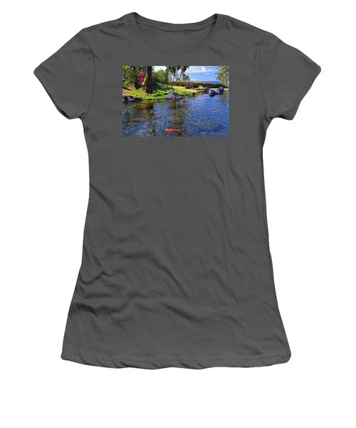 Kauai Serenity Women's T-Shirt (Athletic Fit)