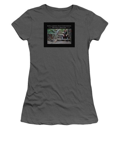 Kellie Peach 12-246 Women's T-Shirt (Junior Cut) by David Miller