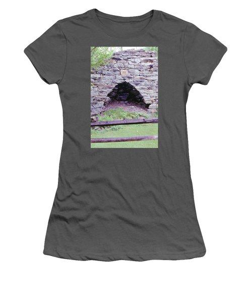 Kent Furnace Women's T-Shirt (Athletic Fit)