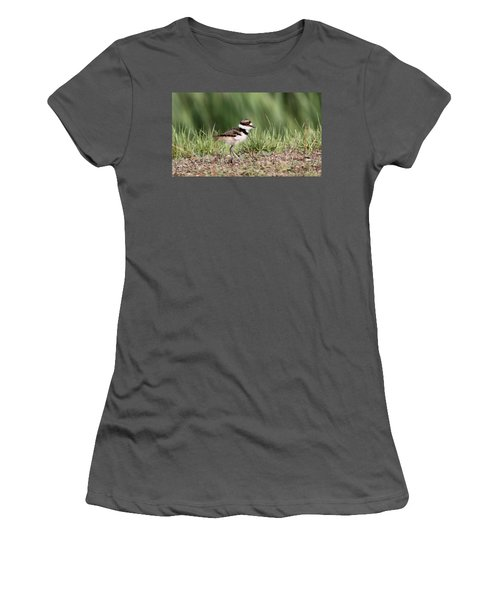 Killdeer - 24 Hours Old Women's T-Shirt (Athletic Fit)
