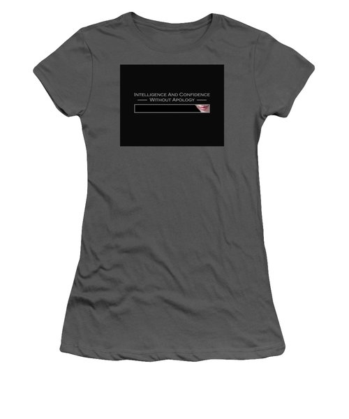 Kimani 1-3-112 Women's T-Shirt (Junior Cut) by David Miller