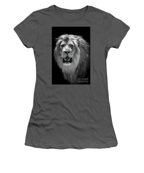 King Of The Jungle Women's T-Shirt (Athletic Fit)