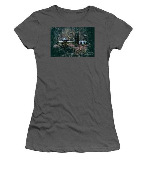 Kiosk Women's T-Shirt (Athletic Fit)