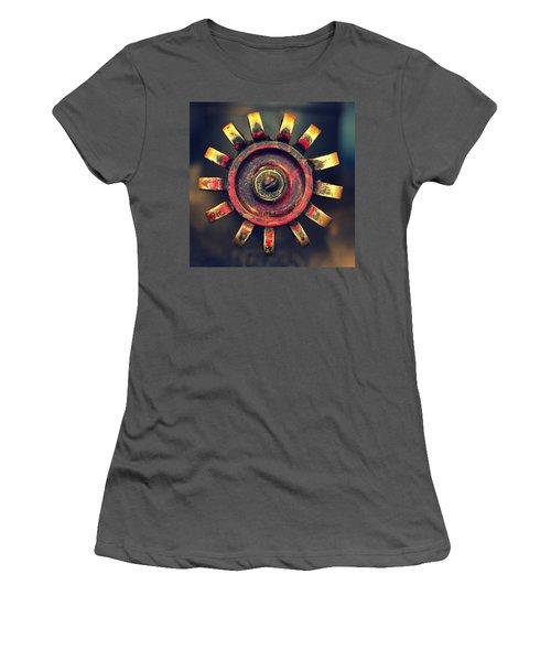 Knob Women's T-Shirt (Junior Cut) by Joseph Skompski