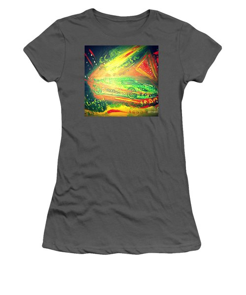 Koenigsegg Ccxr Trevita Four Point Eight Million Dollars Women's T-Shirt (Junior Cut) by Richard W Linford