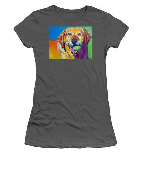 Lab - Bud Women's T-Shirt (Athletic Fit)