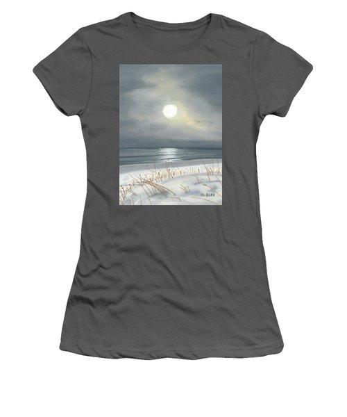 Lake Michigan Women's T-Shirt (Athletic Fit)