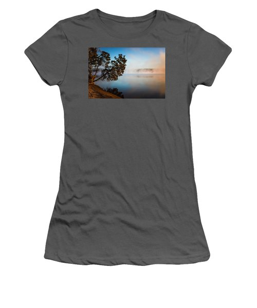 Lake Wateree Women's T-Shirt (Athletic Fit)