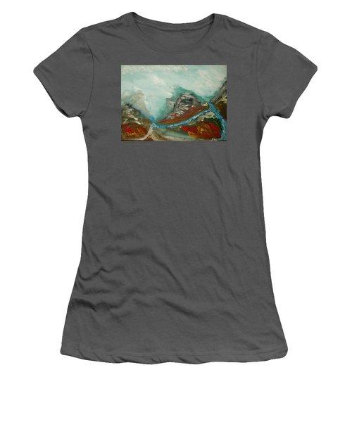 Landscape. Fantasy 19-2. Women's T-Shirt (Athletic Fit)