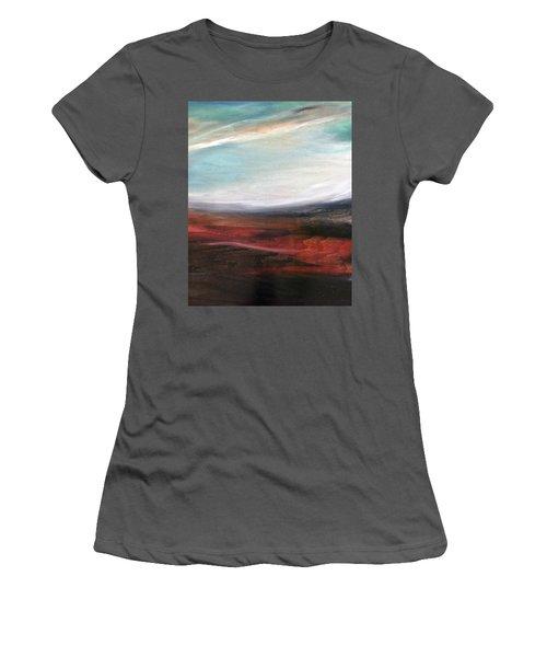 Landslide Women's T-Shirt (Athletic Fit)