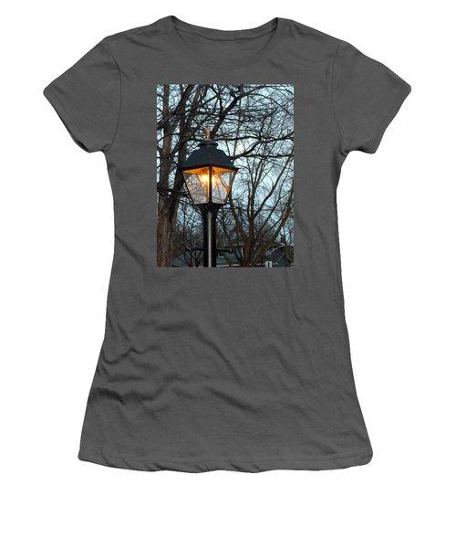 Lantern Women's T-Shirt (Athletic Fit)