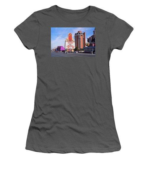 Las Vegas 1994 #1 Women's T-Shirt (Junior Cut) by Frank Romeo