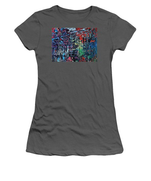 Late Night Reflections Women's T-Shirt (Athletic Fit)