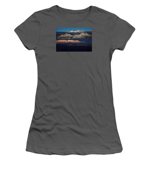 Layered Light Women's T-Shirt (Junior Cut) by Ron Chilston