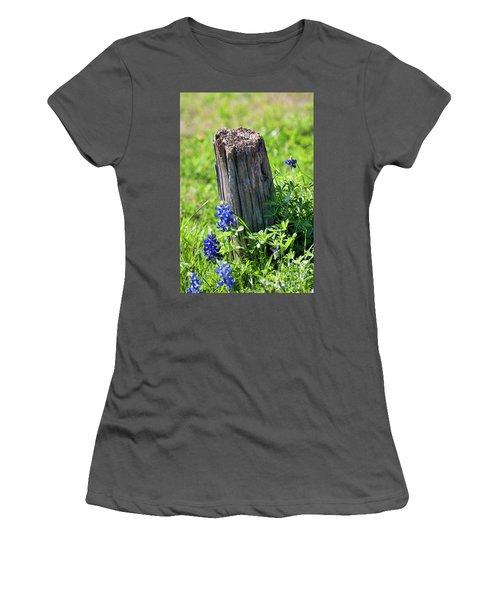 Lazin' In The Sun Women's T-Shirt (Athletic Fit)