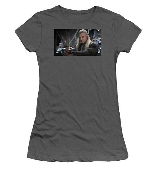 Legolas Women's T-Shirt (Athletic Fit)