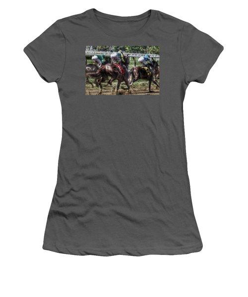 Legs Women's T-Shirt (Athletic Fit)